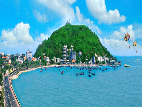 Vũng Tàu, thành phố biển những ngày cuối tuần