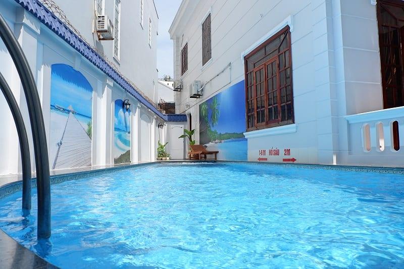Hình ảnh biệt thự Ali6B có hồ bơi gần biển Vũng Tàu 8