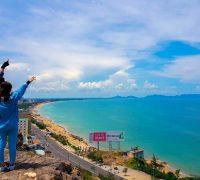 Cuối tuần lên đồi Con Heo ngắm biển Vũng Tàu lộng gió