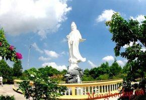 Tuong Quan Am tai chua Linh Son Co Tu