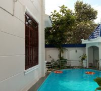 Kỳ nghỉ tuyệt vời tại biệt thự Ali 6B của gia đình chị Thanh Trúc