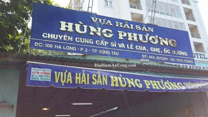 Vua hai san Hung Phuong