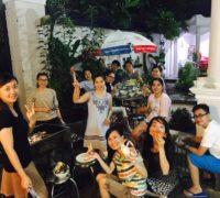 Chuyến du lịch hè của anh Tuấn Anh và nhóm bạn