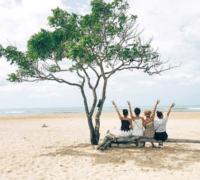 Rủ nhau check-in Hodota Camping khu cắm trại siêu xinh ở biển Suối Ồ