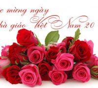 Khuyến mãi mừng ngày nhà giáo Việt Nam