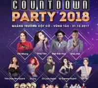 Countdown Vũng Tàu 2018 – Thăng hoa khoảnh khắc vàng
