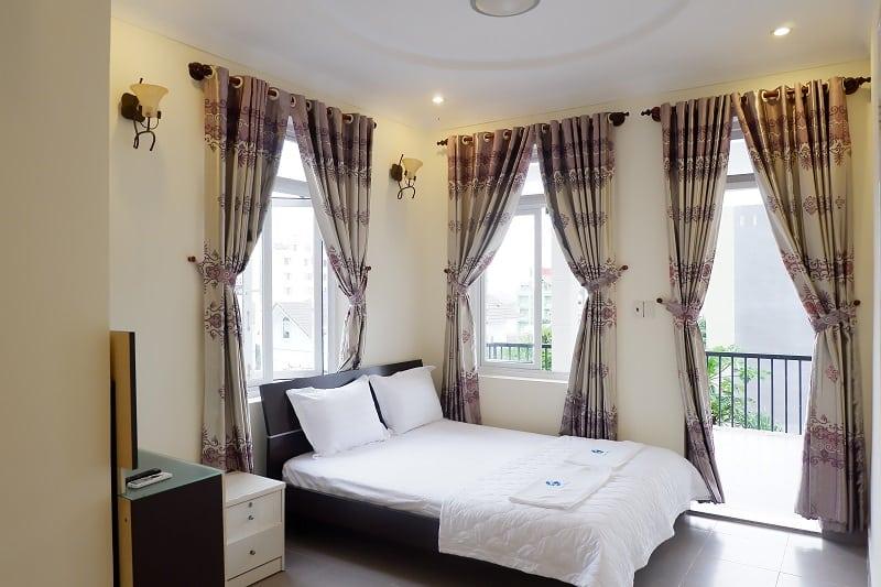 Hình ảnh phòng ngủ sang trọng biệt thự Ali3B 1