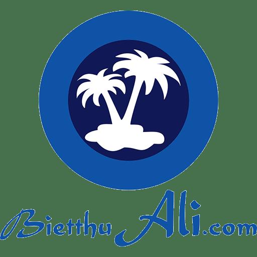 Logo biệt thự biển