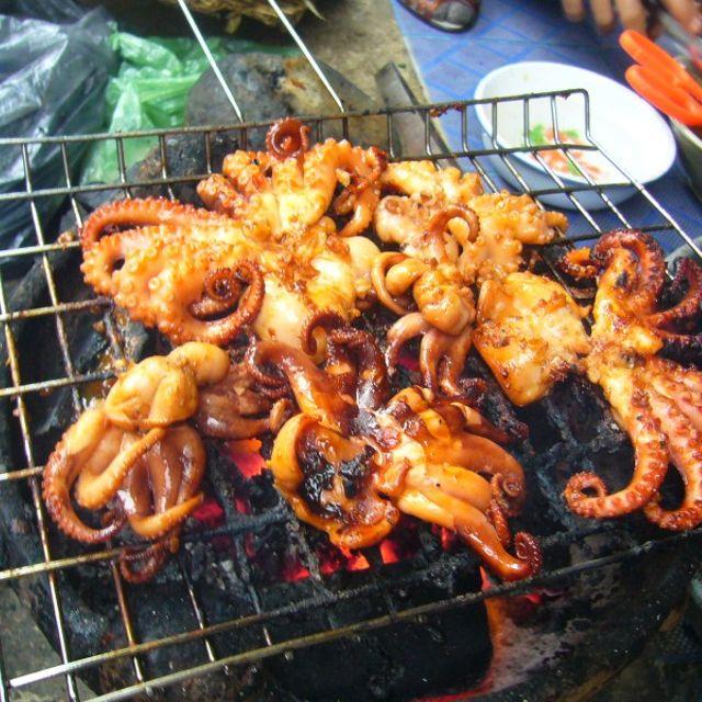 Hình ảnh Khám phá khu chợ Bến Đình Vũng Tàu đầy ắp hải sản 7
