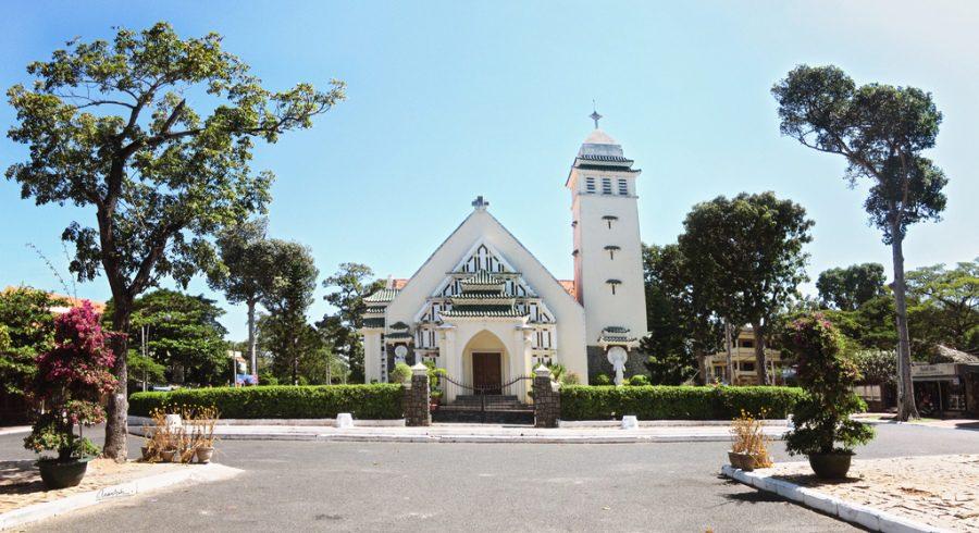Hình ảnh Nhà thờ Vũng Tàu - kiến trúc gắn liền với văn hóa tín ngưỡng 1
