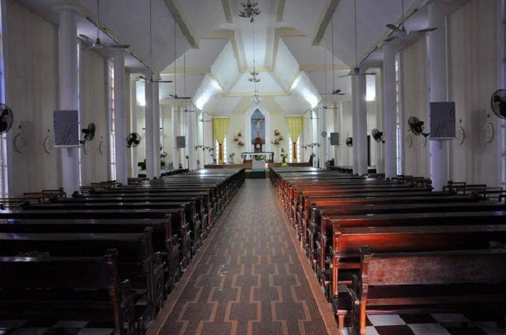 Hình ảnh Nhà thờ Vũng Tàu - kiến trúc gắn liền với văn hóa tín ngưỡng 2