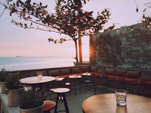 Hình ảnh Các quán cafe Bãi Sau Vũng Tàu không gian đẹp 7