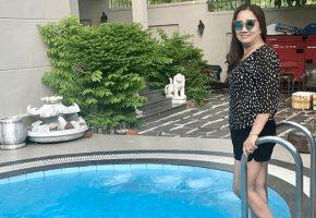 Hình ảnh Gia đình anh Cảnh nghỉ dưỡng tại biệt thự Vũng Tàu Ali 3B dịp hè 2019 3-2