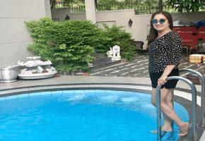 Hình ảnh Gia đình anh Cảnh nghỉ dưỡng tại biệt thự Vũng Tàu Ali 3B dịp hè 2019 4