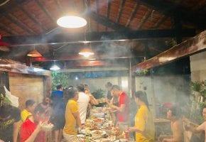 Hình ảnh Biệt thự nghỉ dưỡng Vũng Tàu Ali 5B cùng nhóm anh Quý tổ chức sinh nhật 4