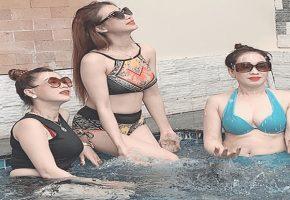 Hình ảnh Biệt thự Vũng Tàu có hồ bơi Ali 7B đón gia đình chị Ngọc Liên 3