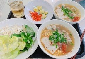 Hình ảnh Bún sườn chua Vũng Tàu - bữa sáng ngon miệng và đủ dinh dưỡng 2